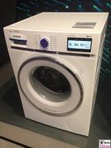 i-DOS Waschmaschine automatisches Dosiersystem BOSCH Wifi WLAN IFA Internationale Funkausstellung Berlin Messe unter dem Funkturm Berichterstatter