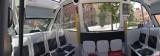 innen Trapeze Trapizio BVG autonomes Fahren Charite Campus Projekt Test Kleinbus Mitte Virchow Klinik Berichterstatter