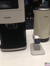 ioT kaffee maschine smarter app apple uhr gadget IFA Messe Berlin Funkausstellung