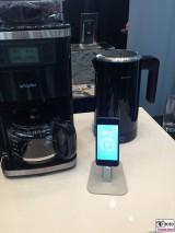 ioT kaffee maschine smarter app smartphone gadget IFA Messe Berlin Funkausstellung