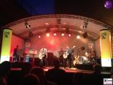 the Firebirds Band Musik Kultursommernacht Vertretung des Landes Sachsen Anhalt beim Bund Berlin